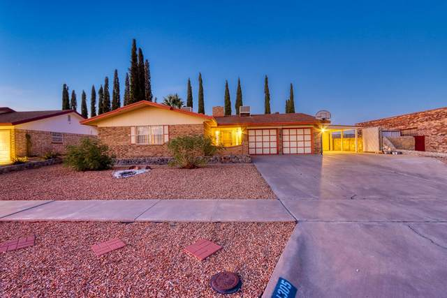 11305 James Grant Drive, El Paso, TX 79936 (MLS #836170) :: The Purple House Real Estate Group