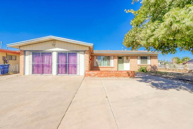 10845 Sam Snead Drive, El Paso, TX 79935 (MLS #836174) :: The Purple House Real Estate Group