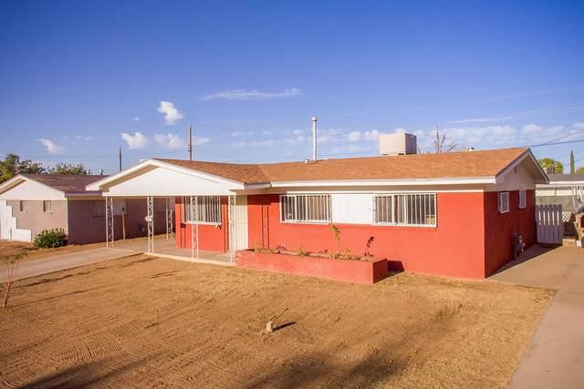9230 Raleigh Drive, El Paso, TX 79924 (MLS #836177) :: Jackie Stevens Real Estate Group brokered by eXp Realty