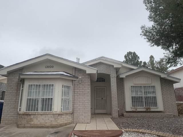 12020 Kings Guard Drive, El Paso, TX 79936 (MLS #836182) :: Mario Ayala Real Estate Group