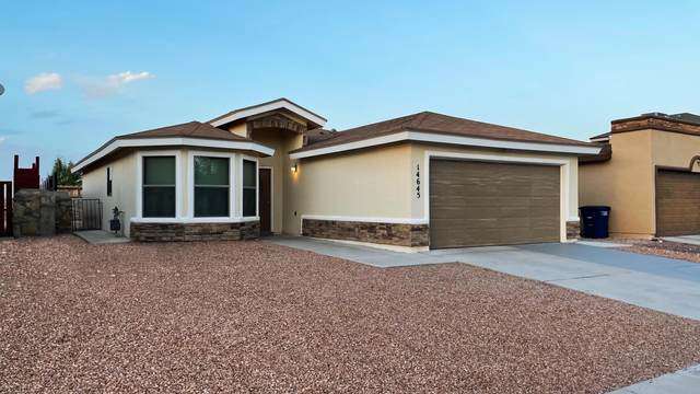 14645 Boer Trail Avenue, El Paso, TX 79938 (MLS #836183) :: The Purple House Real Estate Group