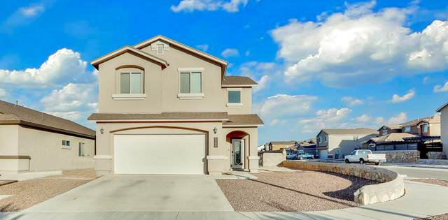 3100 Don Maynard Street, El Paso, TX 79938 (MLS #836185) :: The Purple House Real Estate Group