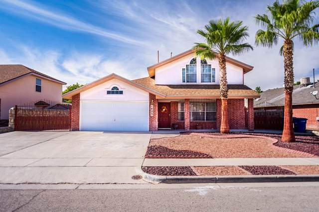 1423 Dos Deannas Drive, El Paso, TX 79936 (MLS #836191) :: The Purple House Real Estate Group