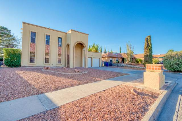 751 Tepic Drive, El Paso, TX 79912 (MLS #836201) :: Preferred Closing Specialists
