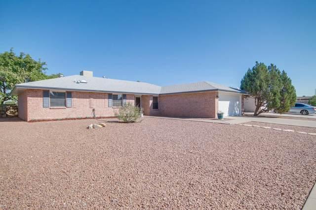 11009 Ben Brook Drive, El Paso, TX 79936 (MLS #836204) :: The Purple House Real Estate Group