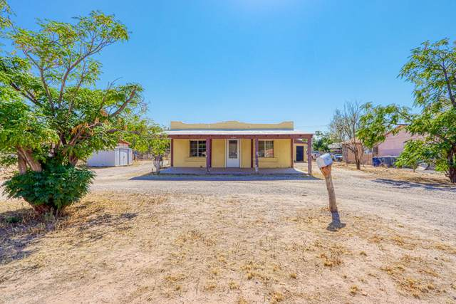 564 Mauer Road, El Paso, TX 79915 (MLS #836206) :: The Purple House Real Estate Group