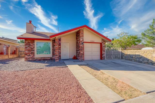 12004 Fred Carter Drive, El Paso, TX 79936 (MLS #836208) :: Jackie Stevens Real Estate Group brokered by eXp Realty