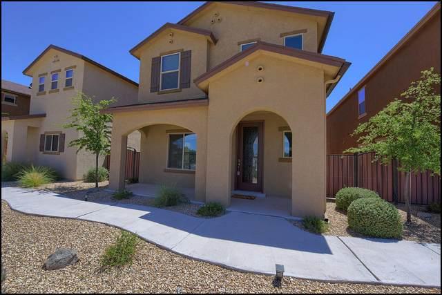 6680 Red Canyon Sage Lane, El Paso, TX 79912 (MLS #836216) :: The Purple House Real Estate Group
