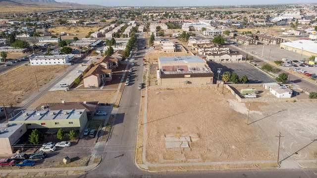 8900 Herbert Street, El Paso, TX 79904 (MLS #836220) :: Jackie Stevens Real Estate Group brokered by eXp Realty
