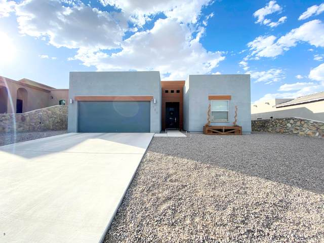 180 Red Legs Court, Santa Teresa, NM 88008 (MLS #836223) :: The Purple House Real Estate Group