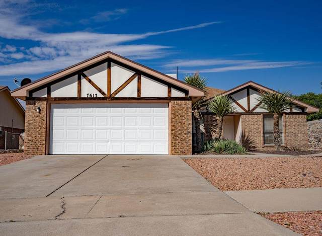 7613 Iroquois Drive, El Paso, TX 79912 (MLS #836226) :: The Purple House Real Estate Group