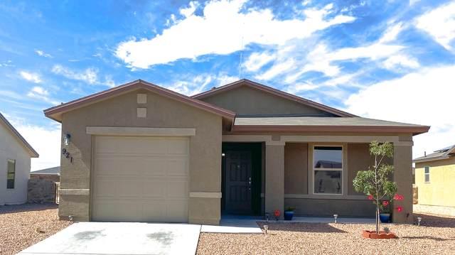 921 Talavera Drive, El Paso, TX 79928 (MLS #836231) :: The Purple House Real Estate Group