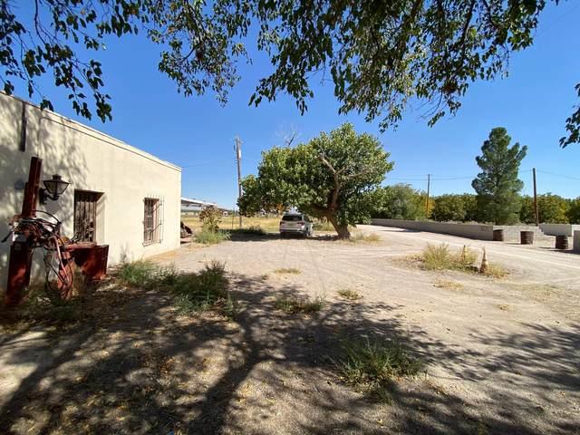 610 La Vina, Anthony, NM 88021 (MLS #836235) :: The Purple House Real Estate Group