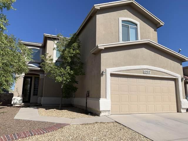 12717 Destiny Avenue, El Paso, TX 79938 (MLS #836237) :: Jackie Stevens Real Estate Group brokered by eXp Realty