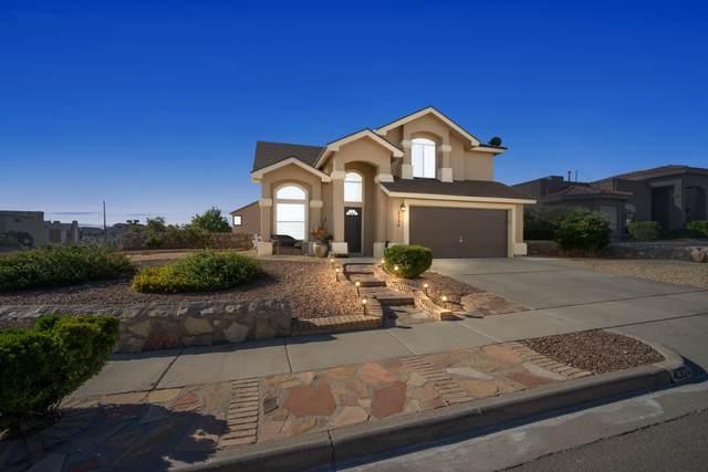 4324 Loma Diamante Drive, El Paso, TX 79934 (MLS #836244) :: Preferred Closing Specialists