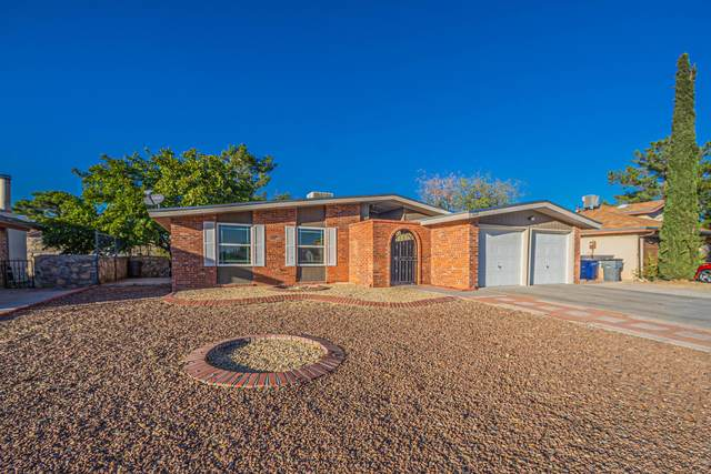 11111 Volare Drive, El Paso, TX 79936 (MLS #836251) :: Jackie Stevens Real Estate Group brokered by eXp Realty
