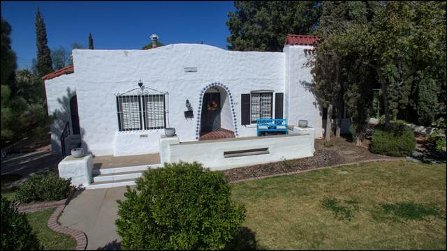 501 E Robinson Avenue, El Paso, TX 79902 (MLS #836253) :: Jackie Stevens Real Estate Group brokered by eXp Realty