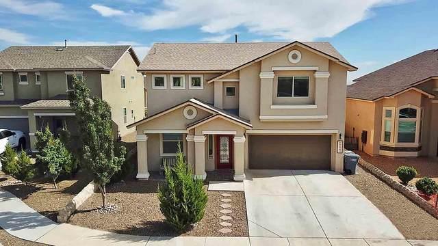 11376 W West Ranch Court, El Paso, TX 79934 (MLS #836255) :: Preferred Closing Specialists