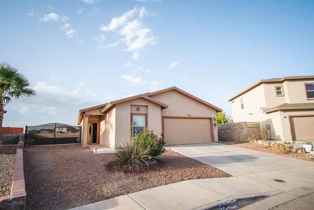 7301 Mesquite Flor Drive, El Paso, TX 79934 (MLS #836260) :: Preferred Closing Specialists
