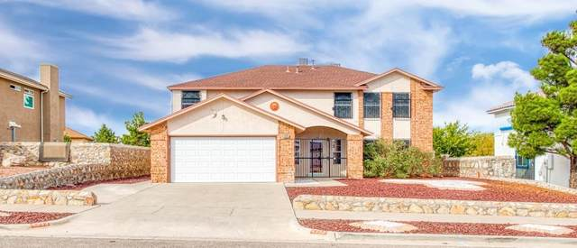 4333 Loma Del Norte Drive, El Paso, TX 79934 (MLS #836261) :: Preferred Closing Specialists