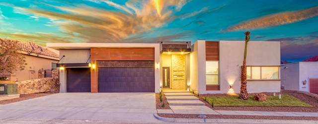 1268 Franklin Bluff Drive, El Paso, TX 79912 (MLS #836270) :: Jackie Stevens Real Estate Group brokered by eXp Realty