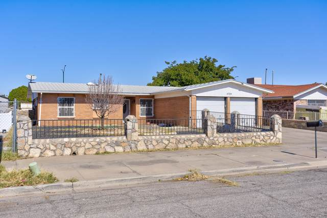 5729 Longview Circle, El Paso, TX 79924 (MLS #836276) :: Preferred Closing Specialists