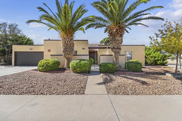 1755 Larry Hinson Place, El Paso, TX 79936 (MLS #836279) :: Preferred Closing Specialists