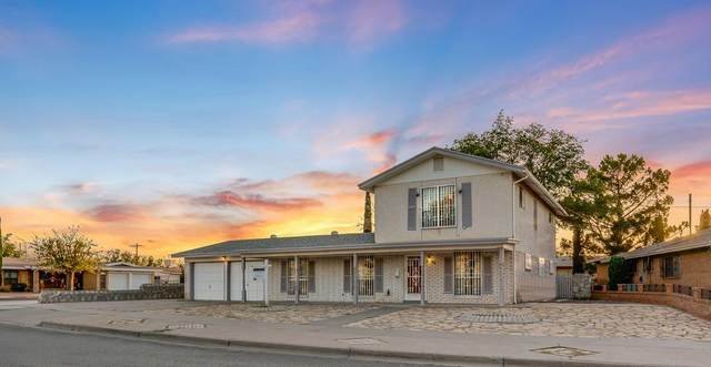 8536 Morley Drive, El Paso, TX 79925 (MLS #836280) :: Preferred Closing Specialists