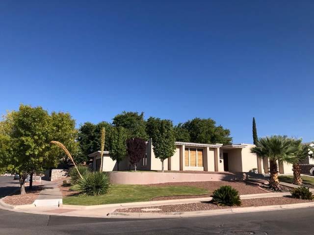 82 Northwind Drive, El Paso, TX 79912 (MLS #836284) :: Jackie Stevens Real Estate Group brokered by eXp Realty