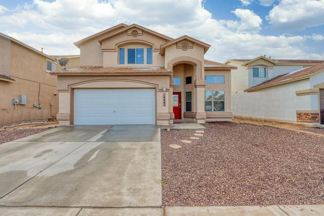 14443 Coyote Trail Drive, El Paso, TX 79938 (MLS #836285) :: Preferred Closing Specialists
