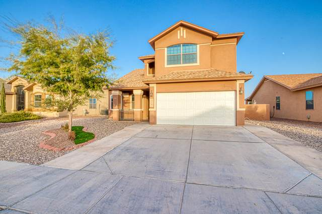 3132 Lookout Point Drive, El Paso, TX 79938 (MLS #836287) :: Preferred Closing Specialists