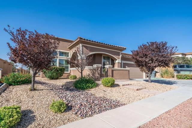 6705 Hermoso Del Sol Drive, El Paso, TX 79911 (MLS #836290) :: Jackie Stevens Real Estate Group brokered by eXp Realty
