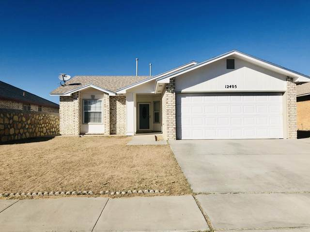12405 Kari Anne Drive, El Paso, TX 79928 (MLS #836297) :: Preferred Closing Specialists