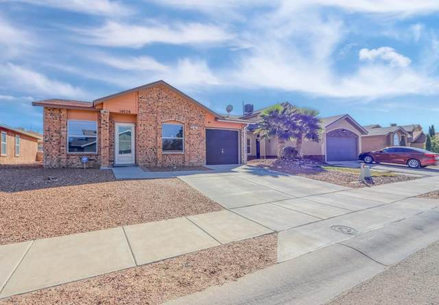 14028 Tierra Venado Drive, El Paso, TX 79938 (MLS #836298) :: Preferred Closing Specialists