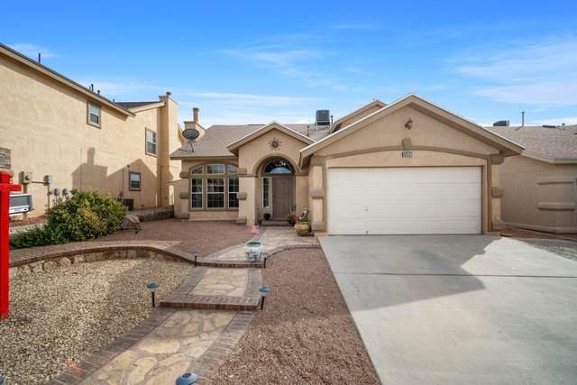 6352 Franklin Ridge Drive, El Paso, TX 79912 (MLS #836301) :: Jackie Stevens Real Estate Group brokered by eXp Realty