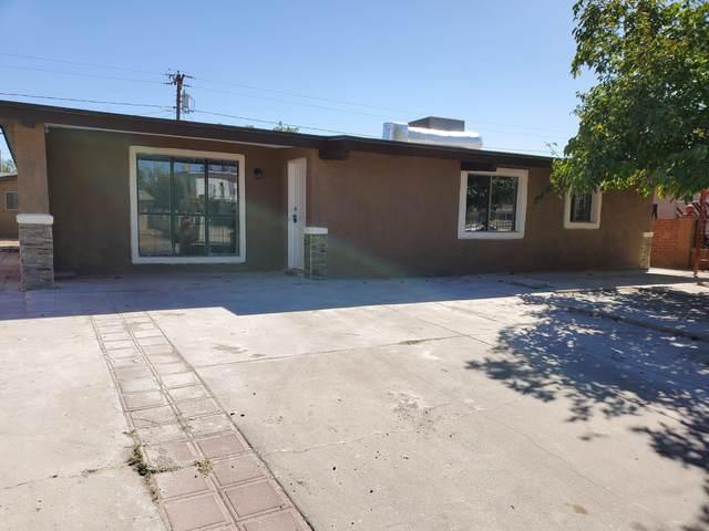 7807 Broadway Drive, El Paso, TX 79915 (MLS #836306) :: Jackie Stevens Real Estate Group brokered by eXp Realty