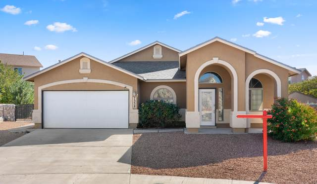 7338 Helen Of Troy Drive, El Paso, TX 79912 (MLS #836316) :: The Purple House Real Estate Group