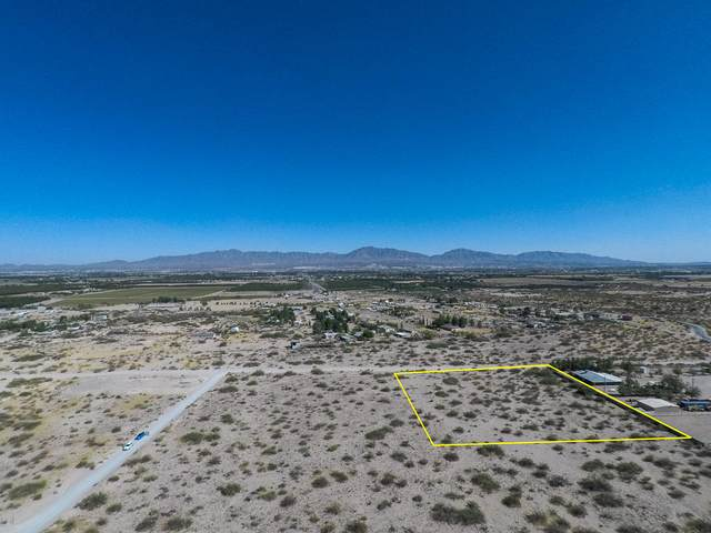 350 N. Valley Vista Drive, Anthony, NM 88021 (MLS #836321) :: The Purple House Real Estate Group