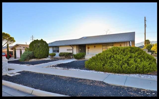 10765 Fort Worth Street, El Paso, TX 79924 (MLS #836323) :: Jackie Stevens Real Estate Group brokered by eXp Realty