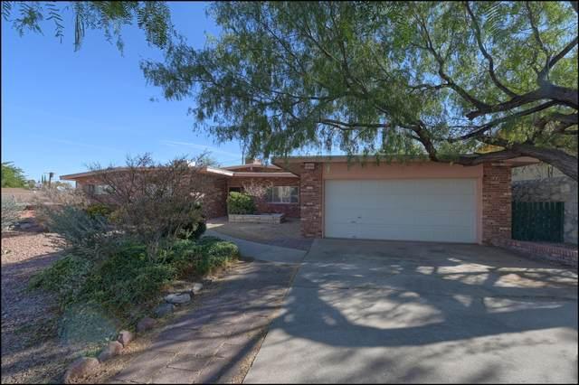 8706 Galena Drive, El Paso, TX 79904 (MLS #836339) :: Preferred Closing Specialists