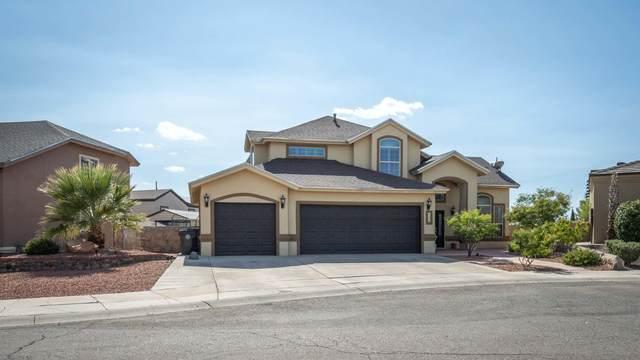 1251 Romy Ledesma Drive, El Paso, TX 79936 (MLS #836340) :: Preferred Closing Specialists