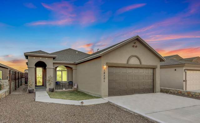 14204 William Rodriguez, El Paso, TX 79938 (MLS #836341) :: Jackie Stevens Real Estate Group brokered by eXp Realty
