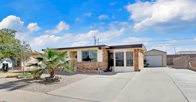 8754 Iglesia Circle, El Paso, TX 79907 (MLS #836349) :: Jackie Stevens Real Estate Group brokered by eXp Realty