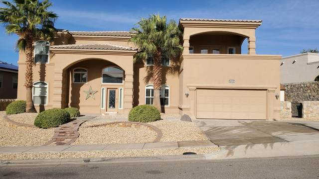6321 Franklin Desert, El Paso, TX 79912 (MLS #836351) :: Jackie Stevens Real Estate Group brokered by eXp Realty