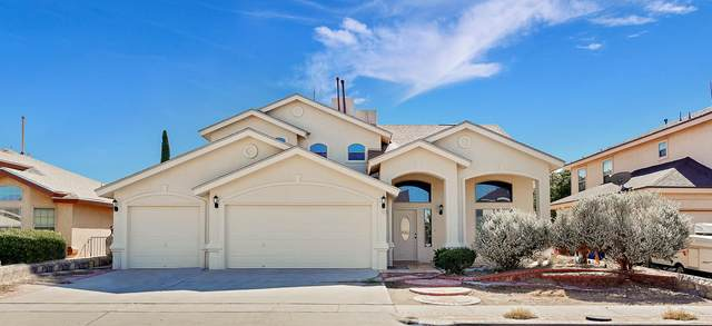 12412 Paseo Alegre Drive, El Paso, TX 79928 (MLS #836354) :: The Purple House Real Estate Group