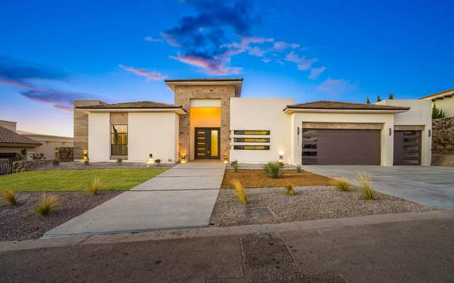 5921 Ojo De Agua Drive, El Paso, TX 79912 (MLS #836355) :: Jackie Stevens Real Estate Group brokered by eXp Realty