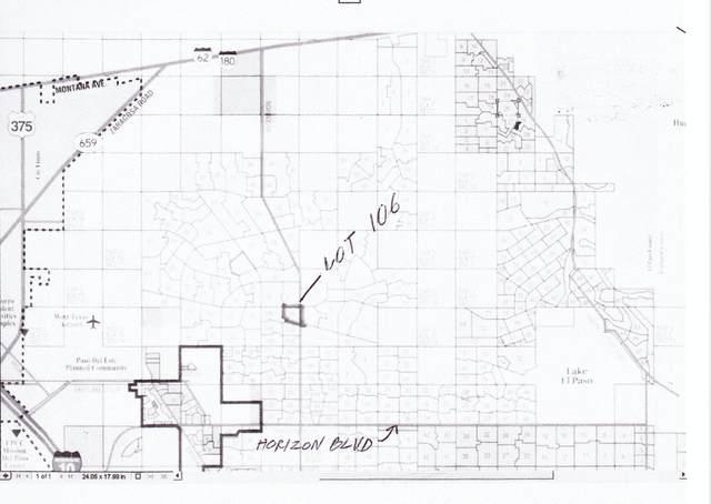 TBD Ascencion Street, El Paso, TX 79928 (MLS #836396) :: Preferred Closing Specialists