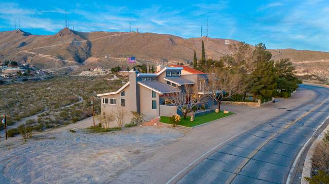1305 Rim Road, El Paso, TX 79902 (MLS #836401) :: Preferred Closing Specialists