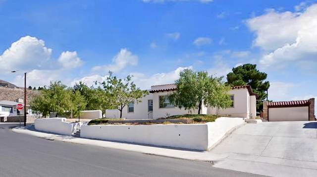 924 Mesita Drive, El Paso, TX 79902 (MLS #836435) :: Preferred Closing Specialists