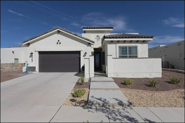 1754 Sidesaddle Drive, El Paso, TX 79911 (MLS #836439) :: The Purple House Real Estate Group